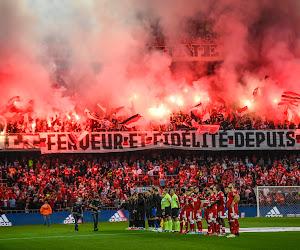 Le Standard de Liège et Waasland-Beveren écopent d'une amende