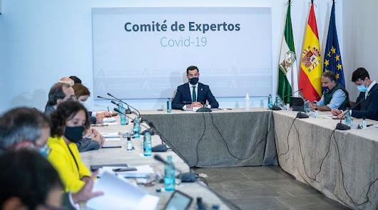 Andalucía ya tiene fecha para decidir si endurece las medidas