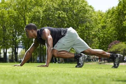 防疫練健康!學會這五招 整個公園都是你的健身房!