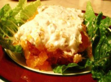 Orange Carrot Salad Recipe