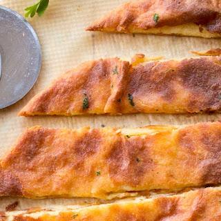 Low Carb Garlic Bread (Keto, Grain Free) Recipe