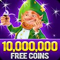 Irish Luck Slots - Free Vegas Casino Machines icon