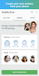 screenshot of Stickify: Stickers for WhatsApp - WAStickerApps