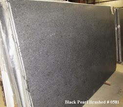 Photo: Black Pearl Brushed # 0581-22