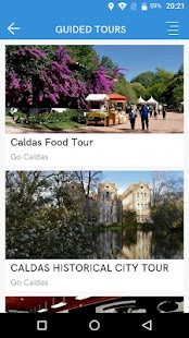 Caldas da Rainha - City Guide- screenshot thumbnail