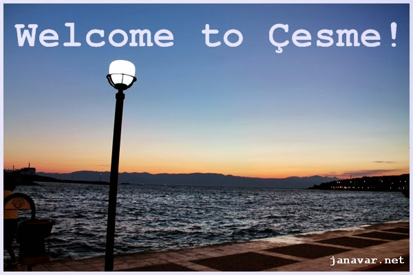 Turkey Tuesday: Çeşme