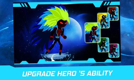StickMan Z: Super Dragon Battle 11 screenshots 15