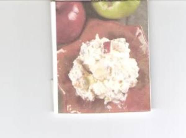 Candy Apple Salad Recipe