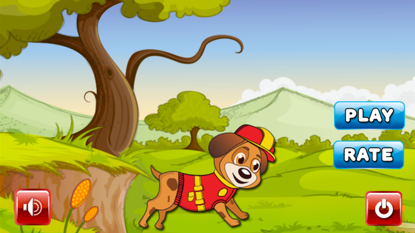 android Paw Puppy Jungle Fun Patrol Screenshot 0
