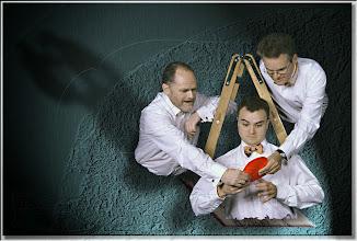Photo: 2002 10 13 - F 02 07 14 516 w - D 022 - drei Manner machen Liebe