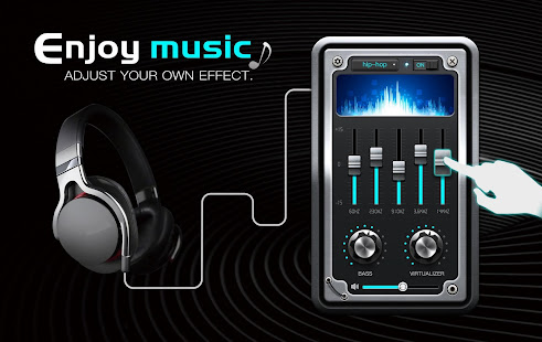 App Equalizer - Bass Booster & Volume Booster APK for Windows Phone
