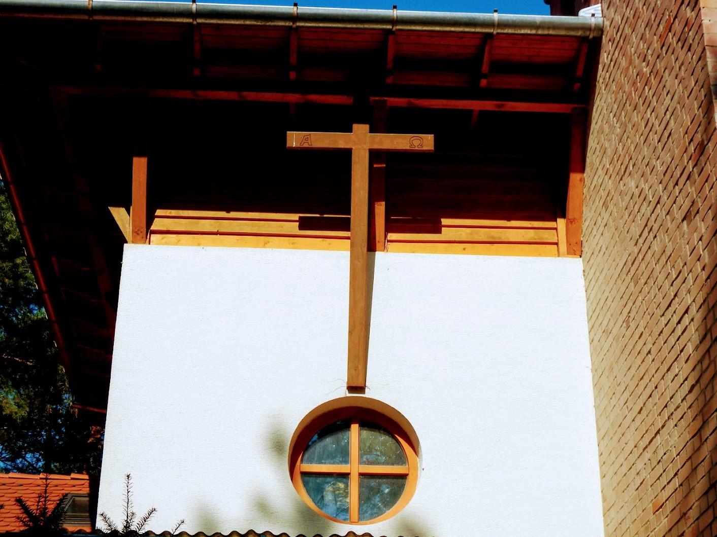 Bük - ökumenikus kápolna Bükfürdőn