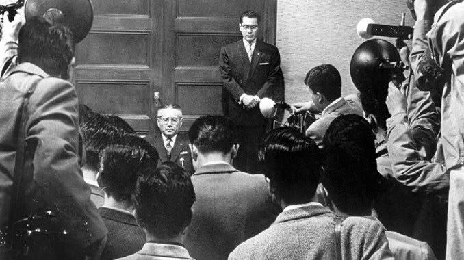 Resenha #13 - Homem Mau Dorme Bem (Warui yatsu hodo yoku nemuru, 1960)