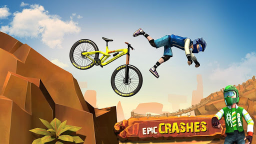 Dirt Bike Racing Stunts screenshot 4