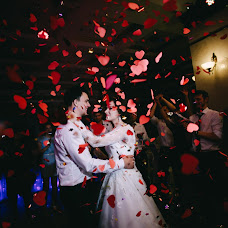 Wedding photographer Natalya Agapova (NatashaAgapova). Photo of 27.08.2018