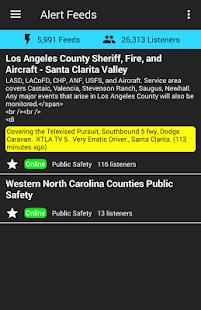 Scanner Radio & Fire & EMS - náhled
