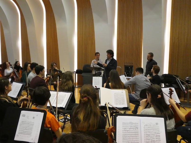 Ocho directores de trayectoria internacional participarán en el proyecto pedagógico de la Joven Orquesta Sinfónica de la FSMCV