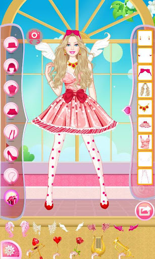Mafa Cupid Dress Up