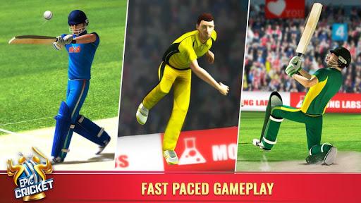 Epic Cricket - Best Cricket Simulator 3D Game  screenshots 13