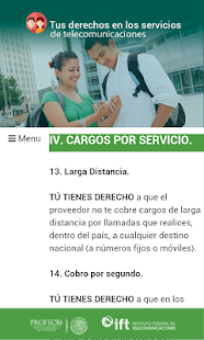 Tus Derechos- screenshot thumbnail