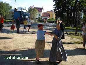 Photo: 11-15.08 svitlytcia radosti na ostrovi v Bryhovutcah