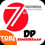 DP HUT Kemerdekaan Indonesia