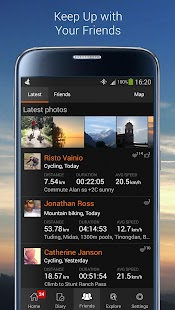Sports Tracker Running Cycling- screenshot thumbnail