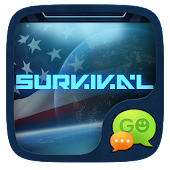 (FREE) GO SMS SURVIVAL THEME