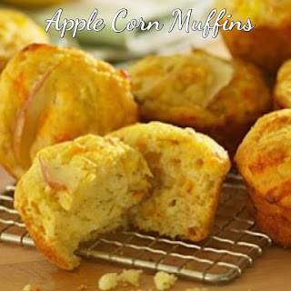 Apple Corn Muffins Recipes.
