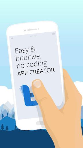bobile - create your own app Rocksteady screenshots 1