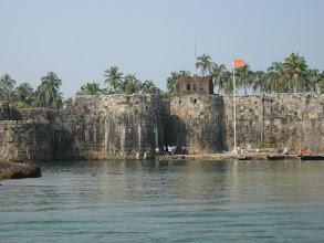 Photo: Sindhudurg fort