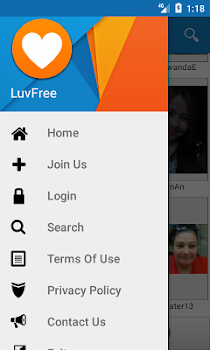 LuvFree Dating App