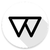 Black and White Icon Pack: Waold