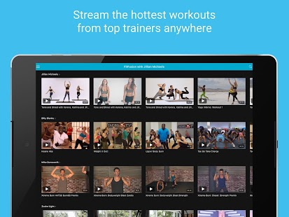 FitFusion by Jillian Michaels- screenshot thumbnail