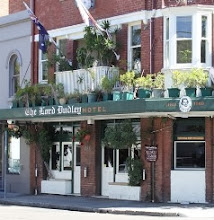 Photo: Nearby Lord Dudley - An English Pub in Oz - Just up the hill in Edgecliff - 4 mins in a taxi and real English Beer