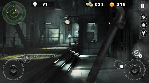 Download Zombie Hitman-Survive from the death plague MOD APK 5