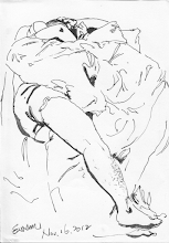 Photo: 暗夜哭聲2012.11.16鋼筆 夜鷺驚飛 厚厚的黑夜 掩不住的 是誰在啜泣 罹H I V 如被判極刑 你的淚水 如千江萬河 但記得嗎? 同樣的黑夜 女孩的淚 何時有盡頭?