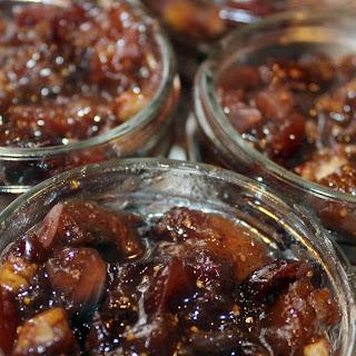 Fig-Cranberry Chutney.