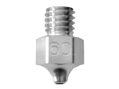 3D Solex Raise3D Pro2 Everlast Ruby Nozzle - 0.40mm