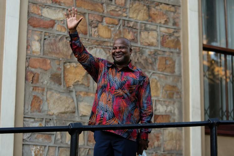 Nelson Mandela Bay mayor Nqaba Bhanga. File image.