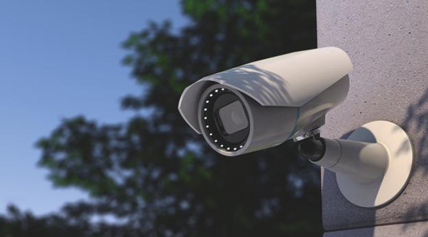 Camera an ninh là sản phẩm của máy móc công nghiệp
