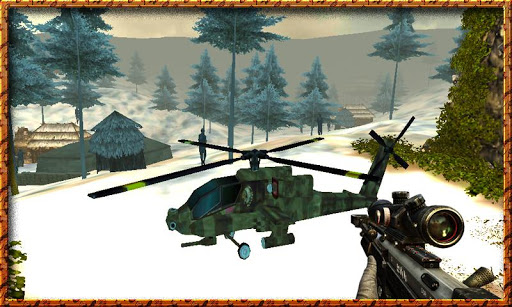 Army Base No Escape
