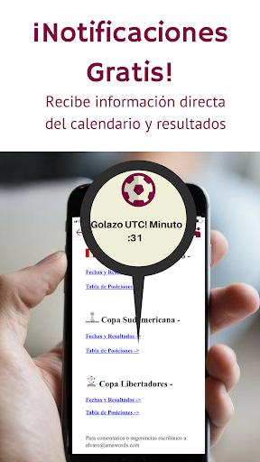 Club UTC Noticias - Futbol UTC de Cajamarca Peru00fa 1.0 screenshots 2