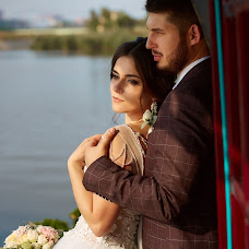 Bryllupsfotograf Saviovskiy Valeriy (Wawas). Foto fra 17.10.2018