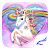 Unicorn Rainbow Pink Theme file APK for Gaming PC/PS3/PS4 Smart TV
