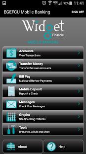 Widget Financial Mobile - screenshot thumbnail