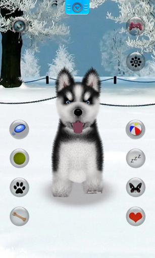 Talking Husky 1.7.6 screenshots 1