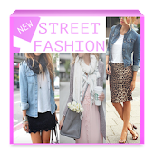 Women Street Fashion Cards