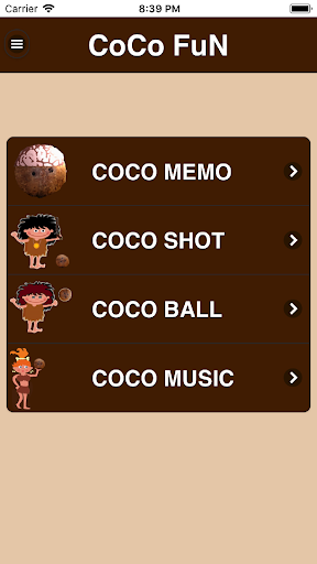 CoCo FuN 1.0.7 Screenshots 1