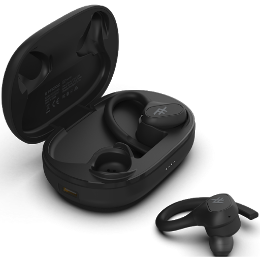 Earbud Airtime sport BLACK